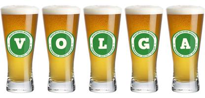 Volga lager logo