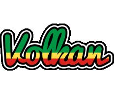 Volkan african logo