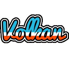 Volkan america logo