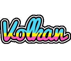 Volkan circus logo