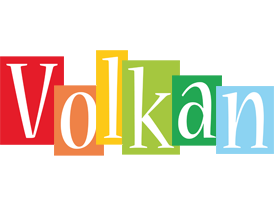 Volkan colors logo