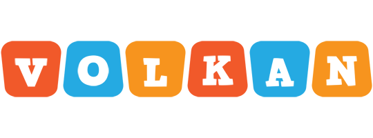 Volkan comics logo