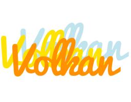 Volkan energy logo