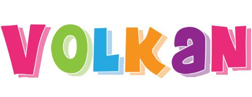 Volkan friday logo