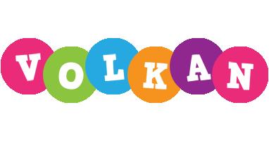 Volkan friends logo