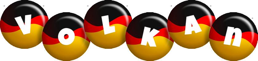 Volkan german logo