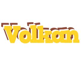 Volkan hotcup logo