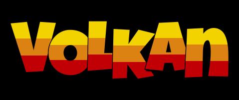 Volkan jungle logo