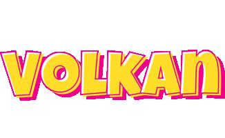 Volkan kaboom logo