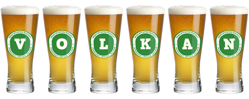 Volkan lager logo