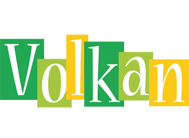 Volkan lemonade logo