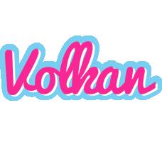 Volkan popstar logo