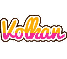 Volkan smoothie logo