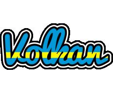 Volkan sweden logo