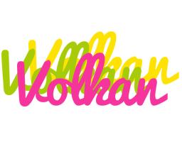 Volkan sweets logo