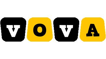 Vova boots logo