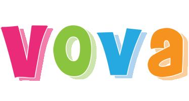 Vova friday logo