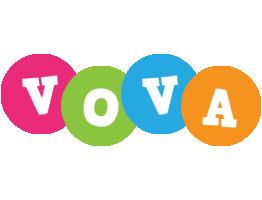 Vova friends logo