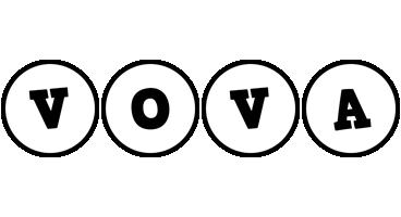 Vova handy logo