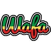 Wafa african logo