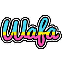 Wafa circus logo
