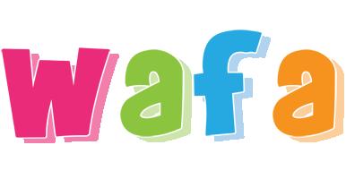 Wafa friday logo