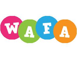 Wafa friends logo