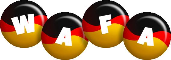 Wafa german logo