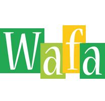 Wafa lemonade logo