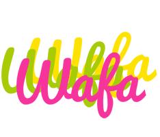 Wafa sweets logo