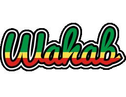 Wahab african logo