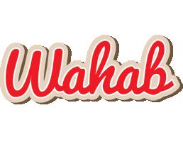 Wahab chocolate logo