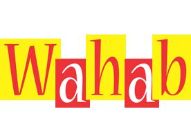 Wahab errors logo