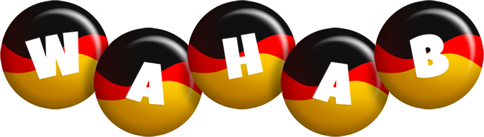 Wahab german logo