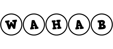 Wahab handy logo