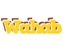 Wahab hotcup logo