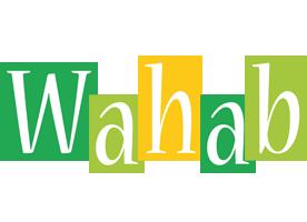 Wahab lemonade logo