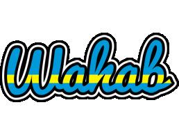 Wahab sweden logo