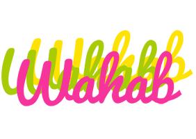 Wahab sweets logo