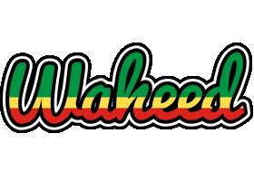 Waheed african logo