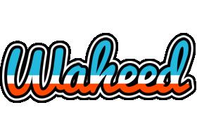 Waheed america logo