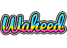 Waheed circus logo