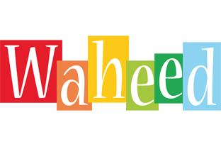 Waheed colors logo