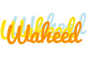 Waheed energy logo