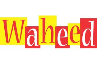 Waheed errors logo