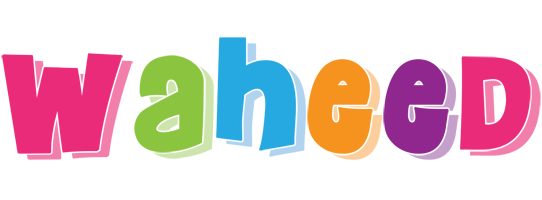 Waheed friday logo