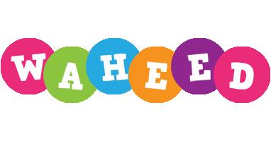 Waheed friends logo