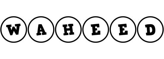 Waheed handy logo