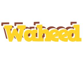 Waheed hotcup logo