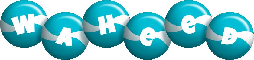 Waheed messi logo